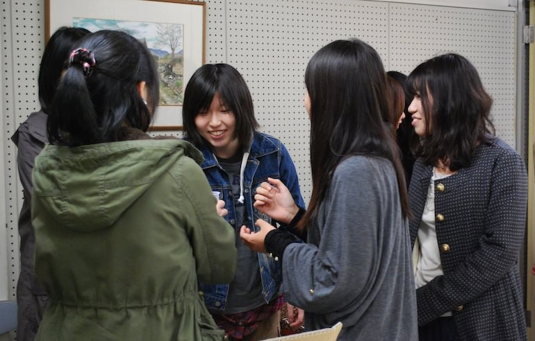 松山大学生