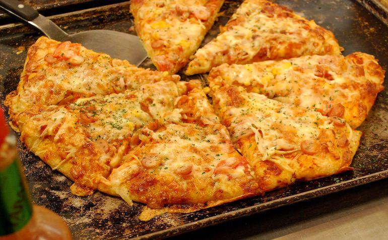 メリーカットピザ