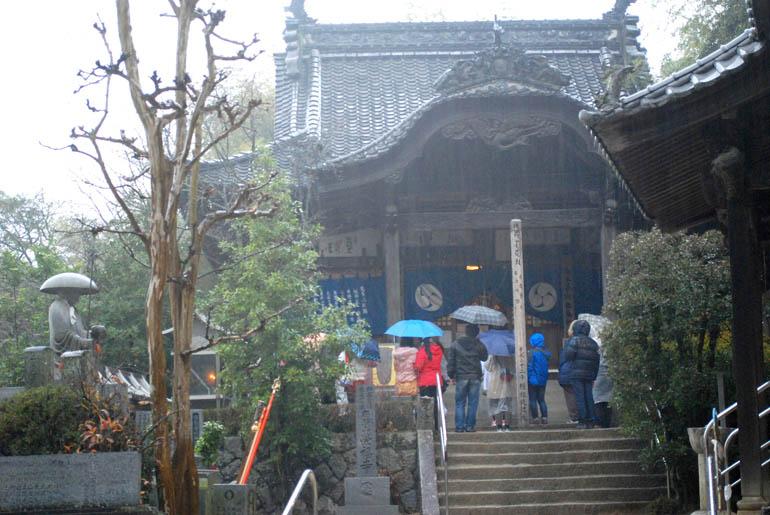栄福寺 本堂