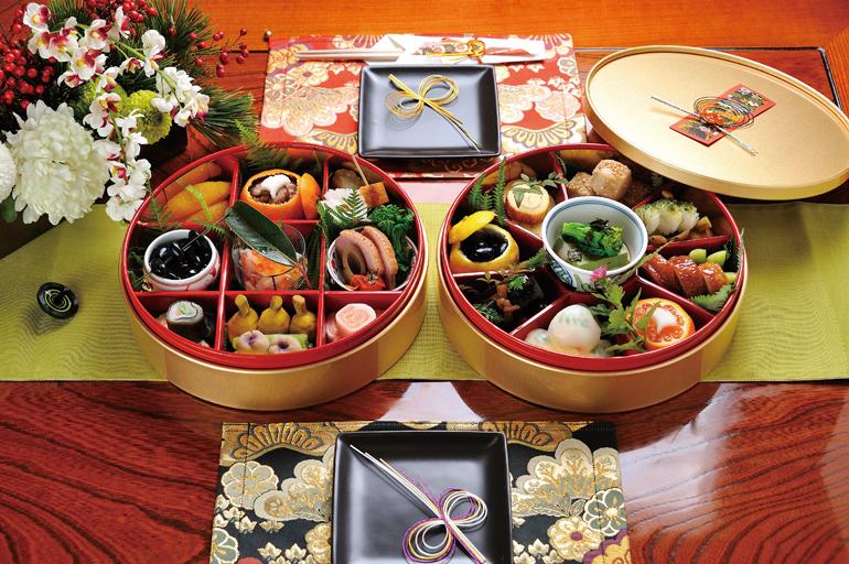 おせち料理1