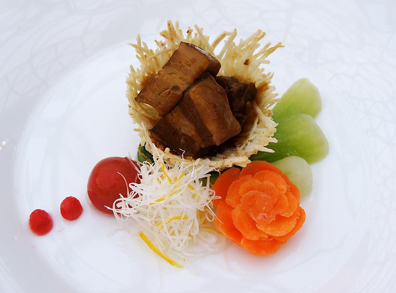 麦醤焼媛肉