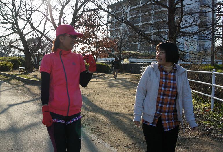 近藤さんと成田さん